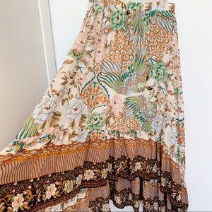 erin louise Skirts - NWT Spell Look Alike Boho Skirt